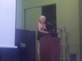 SUZANNE CHANCELLOR AND HER PRESENTATION AT EXPERIENCER'S SPEAK 1