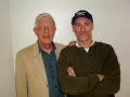 MEDIUM LIONEL OWEN AND I AFTER THE MEDIUMSHIP CLASS AT THE FOX CENTER