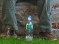 SPIRIT IMAGES APPEAR ON THE POLAND SPRING WATER BOTTLE AND LABEL